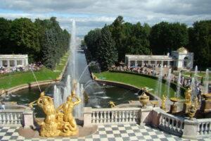 San Petersburgo (Petrodvoretz) 2008