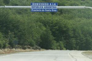 Regreso de Chile a la Argentina 2012