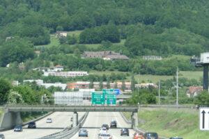 Lyon-Suiza-Alpes-Italia 2012