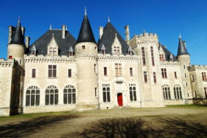 Burdeos – Castillo de Montaigne – Ruan 2014