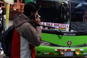 de Cusco (Perú) a La Paz (Bolivia) 2014