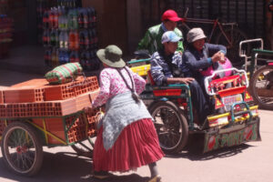 Perú y Bolivia 2014