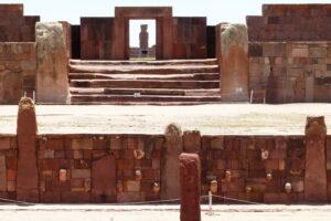 TIWANAKU-Bolivia (Cultura pre-incaica) 2014