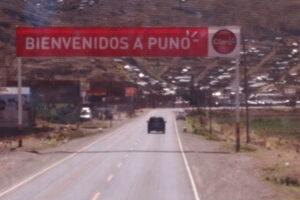 De La Paz (Bolivia) a Cusco (Perú) 2014
