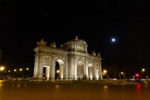 MADRID (con ida y vuelta a Buenos Aires) 2017